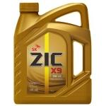 Фото масло моторное zic x9 5w-40 api sn (4 литра) моторные масла