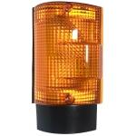 Фото габаритный фонарь silver light 034103l (zevs 214-1506l) - mitsubishi canter '86-'93 левый габарит / поворотник