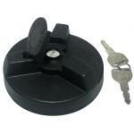 Фото крышка топливного бака zevs ds-1583 (ø 92 mm) с ключом крышки топливного бака