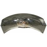 Фото тормозные накладки zevs (ica) z3204-755 (320-755) колодки барабанные