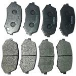 Фото колодки тормозные дисковые akebono an-701k колодки дисковые