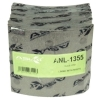 Фото тормозные накладки 320-1350. asuki anl-1355. (8 шт. с клепками) колодки барабанные