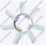 Фото крыльчатка радиатора (вентилятор) охлаждения api tf-5581 крыльчатки