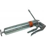 Фото шприц рычажно-плунжерный пистолетного типа для смазки «автодело» 42030 шприц смазки