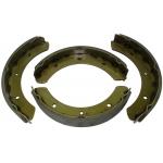 Фото колодки тормозные барабанные cac friction fn-6602 колодки барабанные