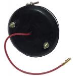 Фото габаритный фонарь универсальный depo 100-3004-r (красный) бортовые габариты