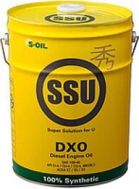 Фото масло моторное s-oil ssu dxo. ci-4 10w-40 (20л) моторные масла