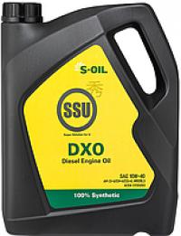 Фото масло моторное s-oil ssu dxo. ci-4 10w-40 (6л) моторные масла