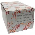 Фото тормозные накладки emic t320-1104 (комплект 4 шт, с клепками) колодки барабанные