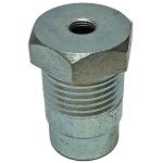 Фото втулка оси верхнего рычага febest 0635-elf (металлическая, резьбовая) втулки и сайлентблоки