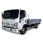 Фото фара isuzu elf/forward '2007- (depo) левая фары автомобильные