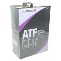 масло трансмиссионное mazda atf m-iii (4л)