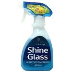 Фото очиститель стекол kolibriya shine glass klr-0867 250мл, с салфеткой косметические средства