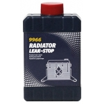 Фото герметик радиатора mannol radiator leak-stop (325мл) ремонтные и профилактические