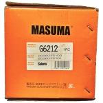 Фото стойка masuma g6212 (20360-fc100) - subaru forester передняя правая амортизаторы