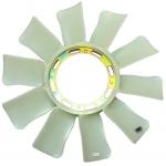 Фото крыльчатка радиатора охлаждения mitsubishi canter «mb-4081» крыльчатки