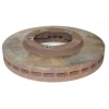 Фото тормозной диск mitsubishi canter (перед). mc894847 (б/у) тормозные диски