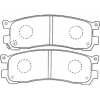 Фото колодки тормозные дисковые masuma ms-5290 (a-344) колодки дисковые