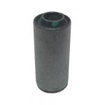 Фото сайлентблок рессоры mazda titan (16x33 h76) «mzab-090» втулки и сайлентблоки