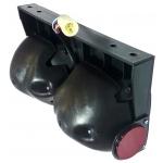 Фото фонарь задний (стоп-сигнал) ootoko 120-5012l - mmc fuso '85-'97. левый стоп-сигнал