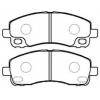 Фото колодки тормозные дисковые nibk pn-3515(m) (a-682) колодки дисковые