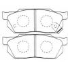 Фото колодки тормозные дисковые nibk pn-8263(m) (a-378) колодки дисковые