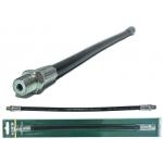 Фото шланг для шприца (пистолета) смазки sata 97212 (m10x1.0 l325) шприц смазки