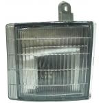 Фото габарит silver light 214-1543r - mitsubishi canter '94-'04, правый габарит / поворотник