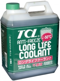 антифриз tcl long life coolant зеленый (2л)