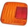 Стекло заднего фонаря (стоп-сигнала) Hino Ranger '87-'04 оранжевое