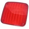 Стекло заднего фонаря (стоп-сигнала) Hino Ranger '87-'04 красное