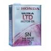 Масло моторное Honda Ultra LTD SN 5W-30 (4л)