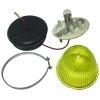 Фото габаритный фонарь универсальный depo 100-3004-y желтый бортовые габариты