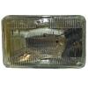 Лампа-фара прямоугольная Wagner 4651 - 12V 55W
