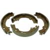 Фото колодки тормозные барабанные akebono nr1075 (mk-2339) колодки барабанные