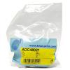 Фото втулка рессоры резиновая blue print adc48021 (mb025153) ø22x39.5 l46.5 mm втулки и сайлентблоки