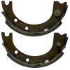 Фото колодки стояночного тормоза cac friction fn-2298 колодки ручника