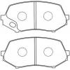 Фото колодки тормозные дисковые cac pf-3514 (a-701) колодки дисковые