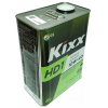 Фото масло моторное gs oil kixx hd1 ci-4/sl 10w-40 fully synthetic (4l) моторные масла