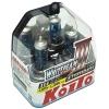 Лампа Koito WhiteBeam III Premium P0744W H4 12V 60/55W (2 шт)