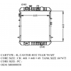 Радиатор охлаждения Auto Depo MI-0150-49 (4D32)