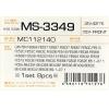 Фото колодки тормозные дисковые masuma ms-3349 (a-427) 8 шт колодки дисковые