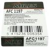 Фото фильтр салонный miles afc1197  (ac-108) угольный салонный фильтр
