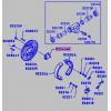 """Фото тормозной цилиндр рабочий trw bwh372 (7/8"""") цилиндры тормозные рабочие"""