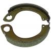Фото колодки стояночного тормоза nibk fn-1245 колодки ручника