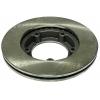 Фото тормозной диск nibk rn1263 (v) - mitsubishi canter mc838751 тормозные диски