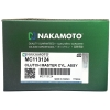 "Фото главный цилиндр сцепления nakamoto mc113124 - mitsubishi canter (7/8"") цилиндр сцепления главный"