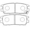 Колодки тормозные дисковые NIBK PN-3280 (A-366)