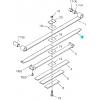 Фото рессорный лист breckner qsp-mbp02 (8-97330-046-0) - isuzu elf npr, nqr, богдан передний подкоренной рессоры (листы)