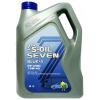 Масло моторное S-OIL Seven Blue#5 CF-4/SG 15W-40 Diesel (4л)